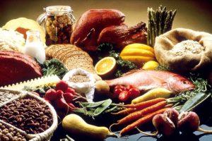 diététique, alimentation variée
