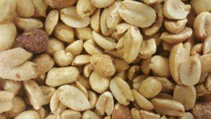 intolérance, allergie : cacahuète, allergène connu
