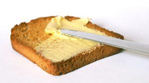 Le beurre : tartine